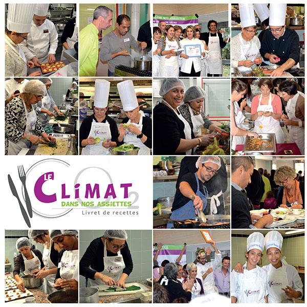 Le climat dans nos assiettes le concours culinaire - Cuisine centrale venissieux ...