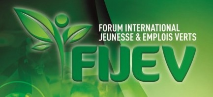 premi re dition r gionale du forum international jeunesse et emplois verts fijev pour l. Black Bedroom Furniture Sets. Home Design Ideas