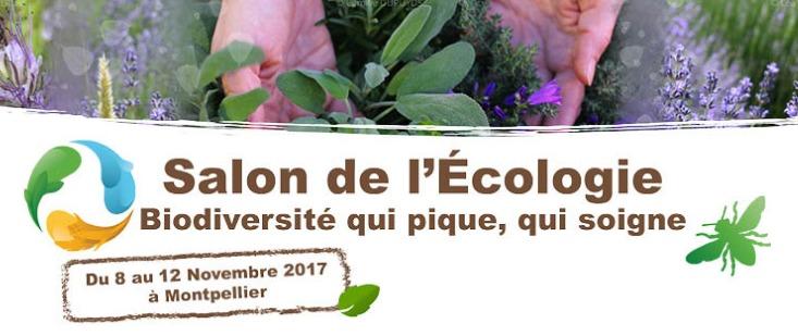 Salon de l 39 cologie montpellier m diaterre for Salon bio montpellier